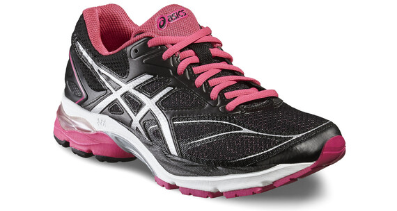 asics Gel-Pulse 8 Shoe Women Black/Silver/Sport Pink